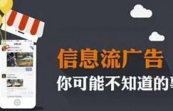 空手套白狼项目之做一个年赚三十万的信息流广告中介